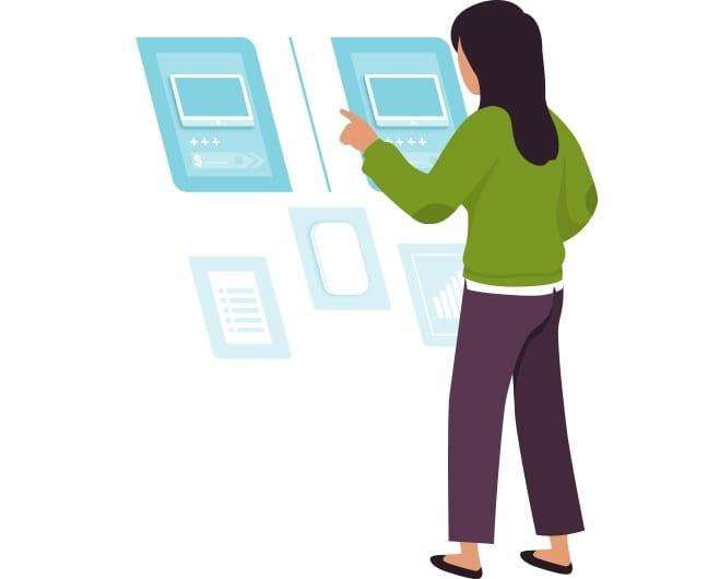 Analyze customer data with SMS Marketing